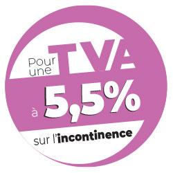 signez notre pétition pour une tva à 5,5% sur les produits d'incontinence